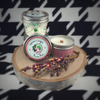 Peppermint & Eucalyptus Scented Soy Candle - image image2-324x324 on https://www.picassopixie.com