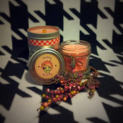 Strawberry Scented Soy Candle - image IMG_5457-416x416 on https://www.picassopixie.com