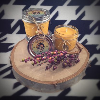 Egyptian Amber Scented Soy Candle - image IMG_7906-416x416 on https://www.picassopixie.com