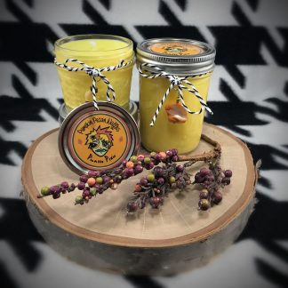 Pumpkin Spiced Cheesecake Scented Soy Candle - image pumpkin-pecan-waffles-soy-candle-324x324 on https://www.picassopixie.com