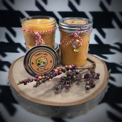 Pumpkin Spice Scented Soy Candle - image pumpkin-spice-soy-candle-416x416 on https://www.picassopixie.com
