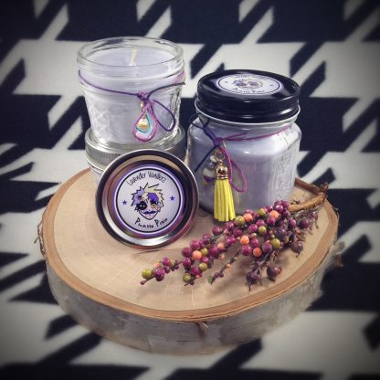 Lavender Vanillerz Scented Soy Candle - image IMG_7816-416x416 on https://www.picassopixie.com