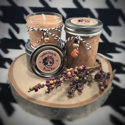 Southern Pecan Pie Scented Soy Candle - image southern-pecan-pie-soy-candle-416x416 on https://www.picassopixie.com
