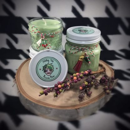 Holiday Tree Scented Soy Candle - image Holiday-Tree-soy-candle-416x416 on https://www.picassopixie.com