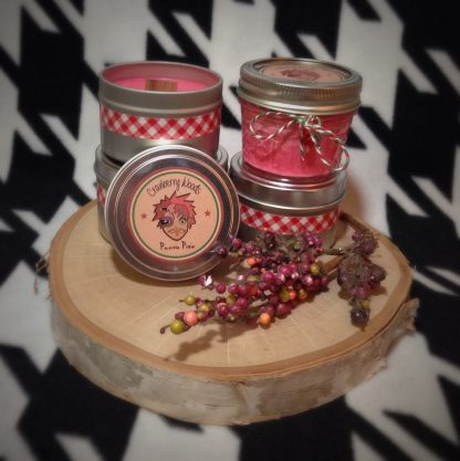 Cranberry Woods Scented Soy Candle - image IMG_6035-416x417 on https://www.picassopixie.com
