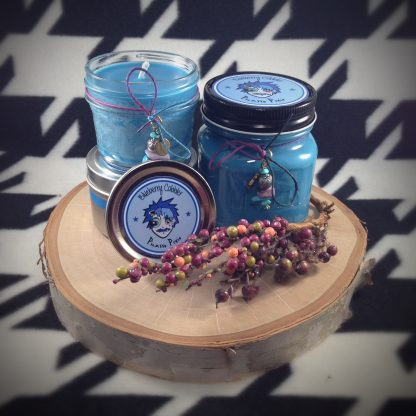 Blueberry Cobbler Scented Soy Candle - image IMG_7905-416x416 on https://www.picassopixie.com