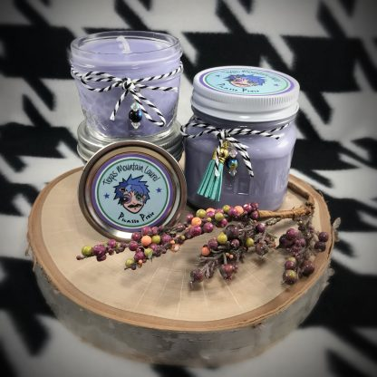 Texas Mountain Laurel Scented Soy Candle - image IMG_1285-416x416 on https://www.picassopixie.com