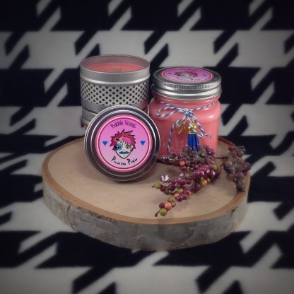 Bubble Vicious Scented Soy Candle - image IMG_6523-416x416 on https://www.picassopixie.com