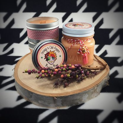 Orange & Chili Pepper Scented Soy Candle - image IMG_0204-416x416 on https://www.picassopixie.com