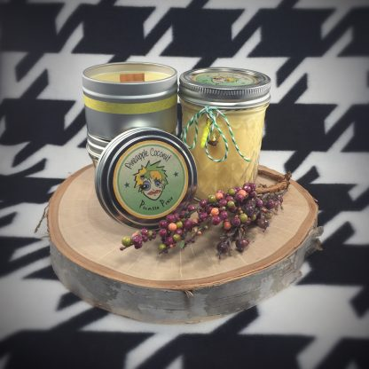 Pineapple Coconut Scented Soy Candle - image IMG_0293-416x416 on https://www.picassopixie.com