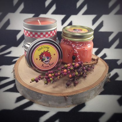 Blood Orange Scented Soy Candle - image IMG_7475-416x416 on https://www.picassopixie.com