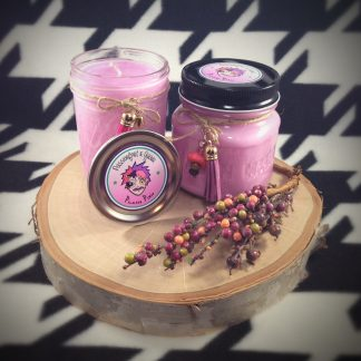 Strawberry Soda Scented Soy Candle - image image1-324x324 on https://www.picassopixie.com