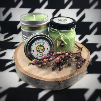 Peppermint & Eucalyptus Scented Soy Candle - image IMG_8193-324x324 on https://www.picassopixie.com