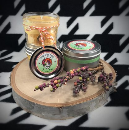 Orange & Goji Berry Scented Soy Candle - image IMG_8554-416x419 on https://www.picassopixie.com