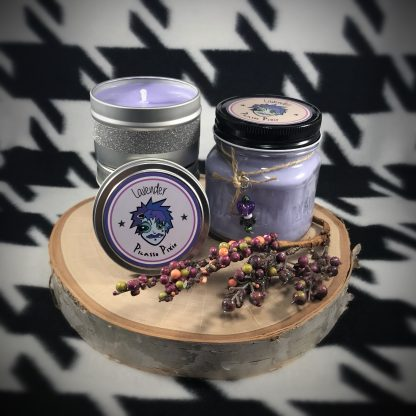 Lavender Scented Soy Candle - image IMG_9644-416x416 on https://www.picassopixie.com