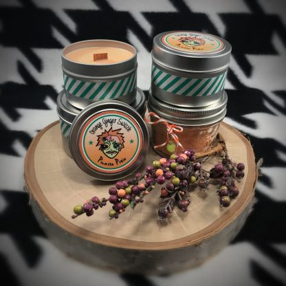 Orange Ginger Swizzle Scented Soy Candle - image IMG_1538-416x416 on https://www.picassopixie.com