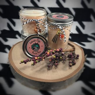 Fraser Fir Scented Soy Candle - image redwood-cedar-soy-candle-324x324 on https://www.picassopixie.com