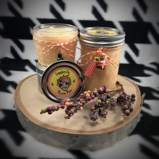 Pumpkin Spiced Cheesecake Scented Soy Candle - image pumpkin-pie-soy-candle-324x324 on https://www.picassopixie.com