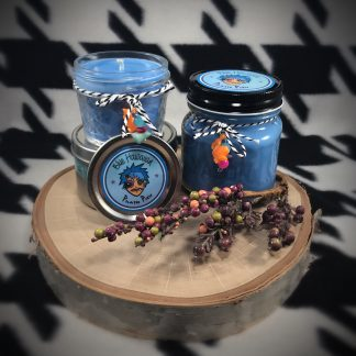 Dragons & Yum Yums Upcycled Bottle Soy Candle - image Blue-Hawaiian-scented-soy-candle-324x324 on https://www.picassopixie.com