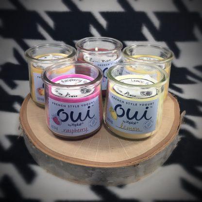 Oui Yogurt Upcycled 5oz Soy Candles - image oui-yogurt-scented-soy-candle-416x416 on https://www.picassopixie.com