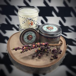 Peppermint & Eucalyptus Scented Soy Candle - image cuban-tobacco-scented-soy-candle-324x324 on https://www.picassopixie.com
