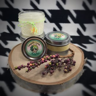 Cuban Tobacco Scented Soy Candle - image honeysuckle-jasmine-soy-candle-324x324 on https://www.picassopixie.com