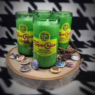 And Her Walkman Started to Melt Digital Art Print - image topo-chico-with-lime-soy-candle-324x324 on https://www.picassopixie.com