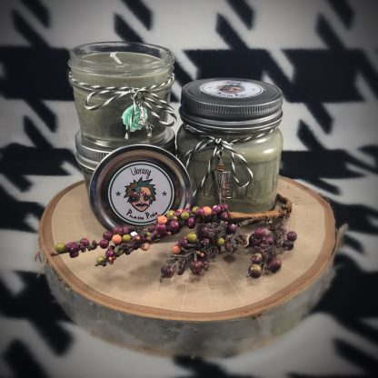 Library Scented Soy Candle - image library-soy-candle-416x416 on https://www.picassopixie.com