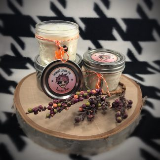 Redwood & Cedar Scented Soy Candle - image Oatmeal-Cream-Pie-soy-candle-324x324 on https://www.picassopixie.com