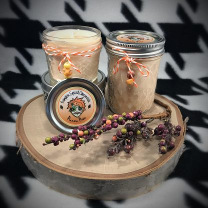 Pumpkin Spiced Cheesecake Scented Soy Candle - image pumpkin-spiced-cheescake-soy-candle-416x416 on https://www.picassopixie.com