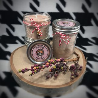 Strawberry Soda Scented Soy Candle - image Hazelnut-Coffee-soy-candle-324x324 on https://www.picassopixie.com