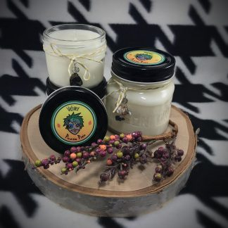 Unicorn Farts Scented Soy Candle - image vetiver-soy-candle-324x324 on https://www.picassopixie.com