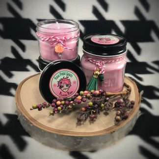 Strawberry Soda Scented Soy Candle - image rose-petal-gelato-soy-candle-324x324 on https://www.picassopixie.com