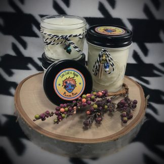 Dragons & Yum Yums Upcycled Bottle Soy Candle - image sea-salt-agave-soy-candle-324x324 on https://www.picassopixie.com