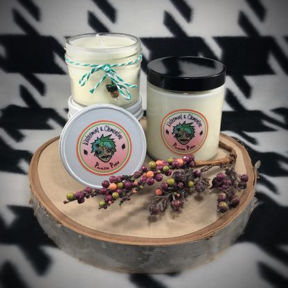 Watermint & Clementine Scented Soy Candle - image watermint-clementine-soy-candle-416x416 on https://www.picassopixie.com