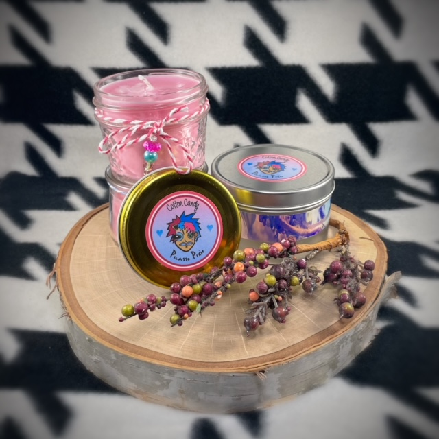 Cypress & Bayberry Scented Soy Candle - image  on https://www.picassopixie.com