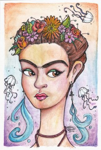 Topo Chico Candle - image Tres Amigz de Frida_PP-324x480 on https://www.picassopixie.com